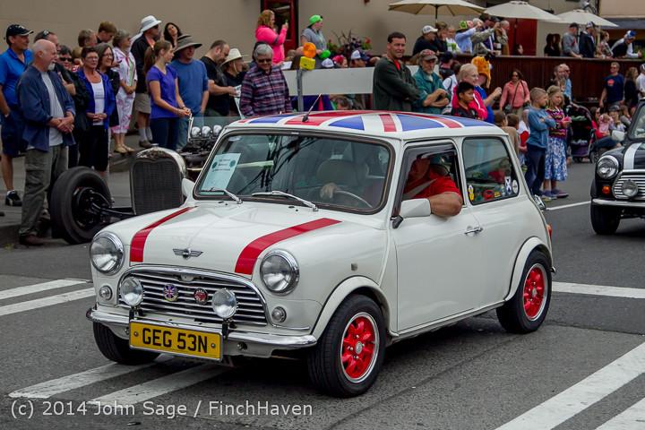 2938 Tom Stewart Car Parade and Show 2014 072014