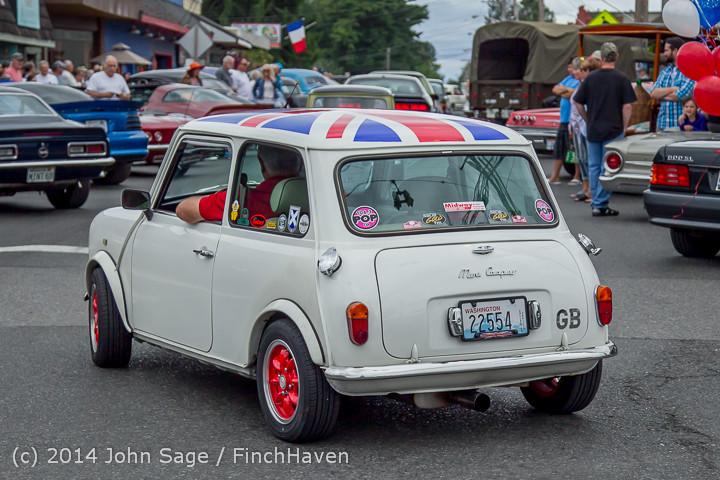 2939 Tom Stewart Car Parade and Show 2014 072014