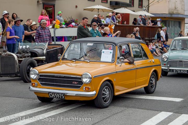 2941 Tom Stewart Car Parade and Show 2014 072014