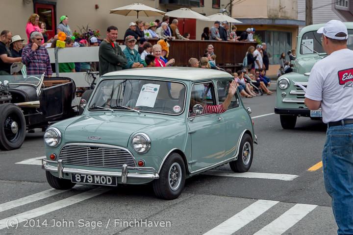 2943 Tom Stewart Car Parade and Show 2014 072014