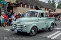 2945 Tom Stewart Car Parade and Show 2014 072014
