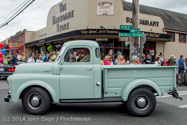 2946 Tom Stewart Car Parade and Show 2014 072014