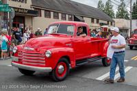 2949 Tom Stewart Car Parade and Show 2014 072014