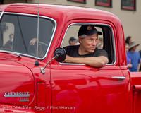 2954 Tom Stewart Car Parade and Show 2014 072014