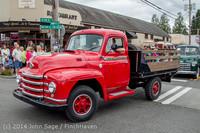 2958 Tom Stewart Car Parade and Show 2014 072014