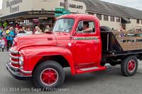 2959 Tom Stewart Car Parade and Show 2014 072014