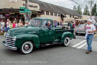 2962 Tom Stewart Car Parade and Show 2014 072014