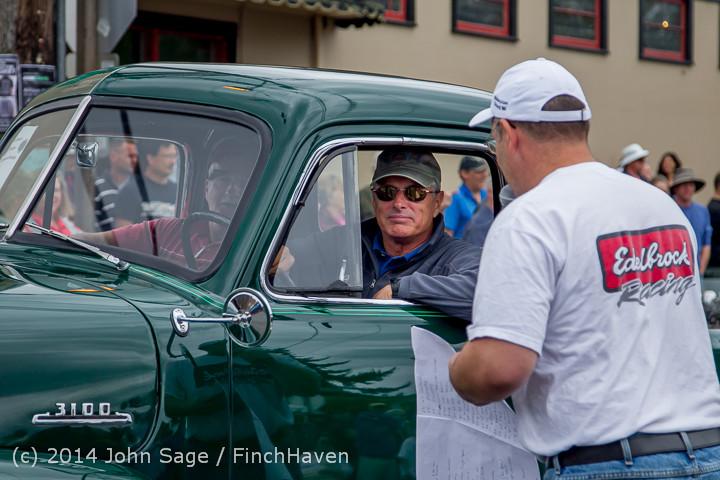 2963 Tom Stewart Car Parade and Show 2014 072014