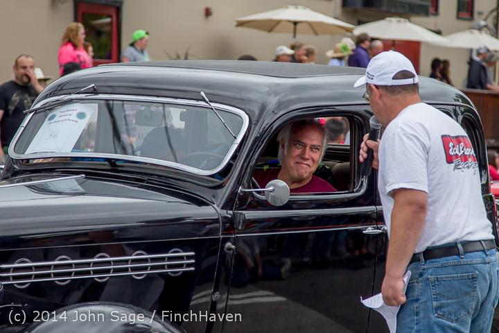 2971 Tom Stewart Car Parade and Show 2014 072014