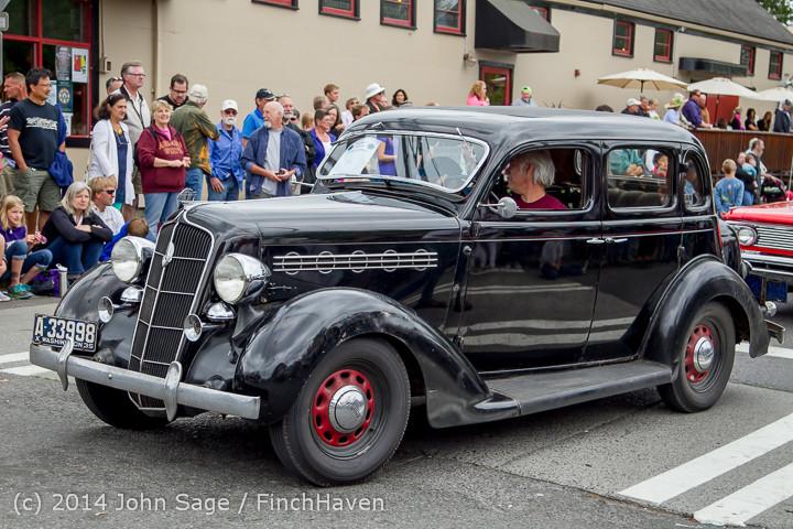 2973 Tom Stewart Car Parade and Show 2014 072014