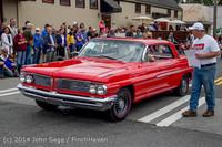 2975 Tom Stewart Car Parade and Show 2014 072014