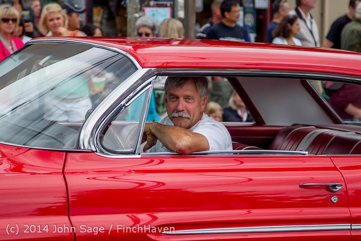 2977 Tom Stewart Car Parade and Show 2014 072014