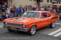 2981 Tom Stewart Car Parade and Show 2014 072014