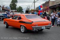 2984 Tom Stewart Car Parade and Show 2014 072014