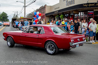 2987 Tom Stewart Car Parade and Show 2014 072014