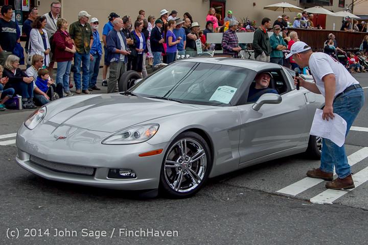 2989 Tom Stewart Car Parade and Show 2014 072014