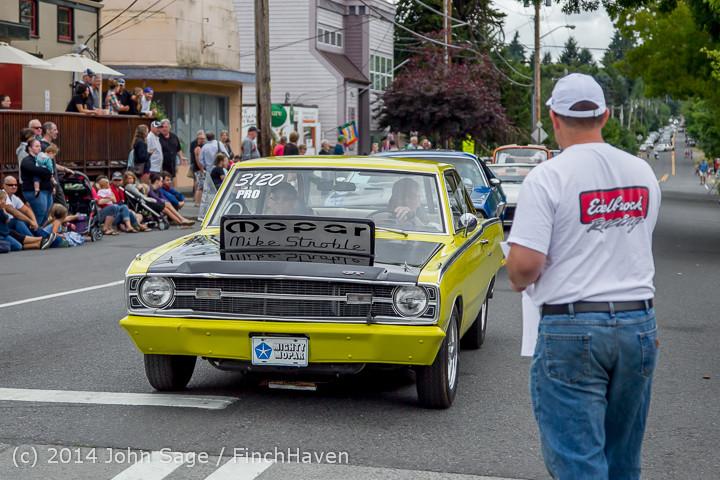 2991 Tom Stewart Car Parade and Show 2014 072014