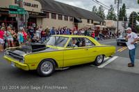 2995 Tom Stewart Car Parade and Show 2014 072014
