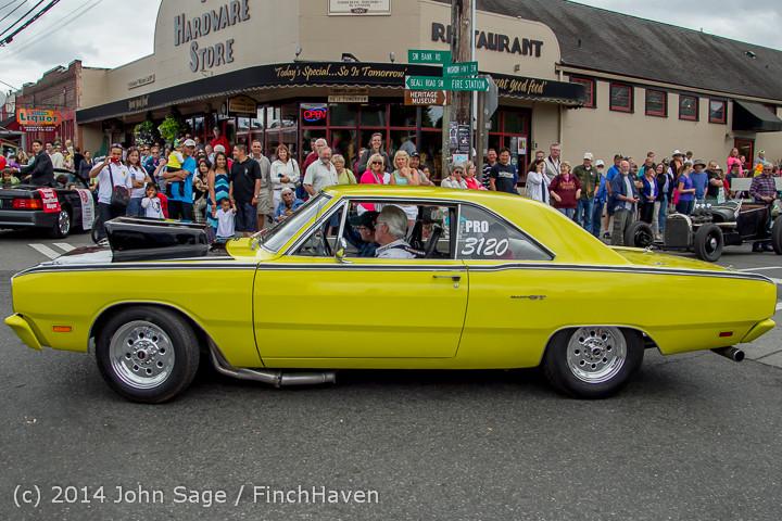 2997 Tom Stewart Car Parade and Show 2014 072014
