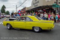 2999 Tom Stewart Car Parade and Show 2014 072014
