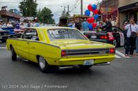 3001 Tom Stewart Car Parade and Show 2014 072014