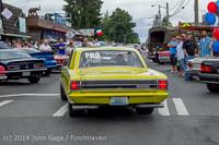 3003 Tom Stewart Car Parade and Show 2014 072014