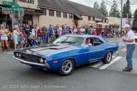 3006 Tom Stewart Car Parade and Show 2014 072014