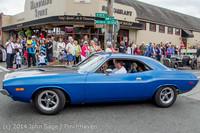 3009 Tom Stewart Car Parade and Show 2014 072014