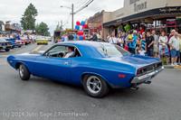 3012 Tom Stewart Car Parade and Show 2014 072014