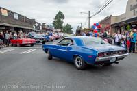 3013 Tom Stewart Car Parade and Show 2014 072014