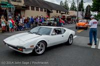 3015 Tom Stewart Car Parade and Show 2014 072014