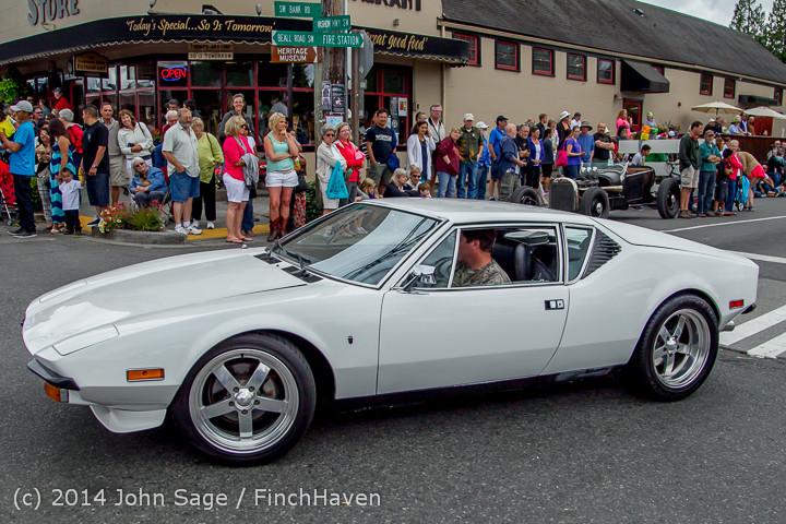 3016 Tom Stewart Car Parade and Show 2014 072014