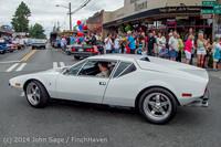 3017 Tom Stewart Car Parade and Show 2014 072014