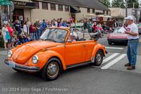 3019 Tom Stewart Car Parade and Show 2014 072014