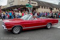 3026 Tom Stewart Car Parade and Show 2014 072014