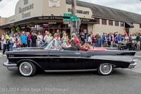 3035 Tom Stewart Car Parade and Show 2014 072014