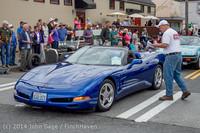 3036 Tom Stewart Car Parade and Show 2014 072014