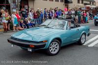 3039 Tom Stewart Car Parade and Show 2014 072014