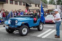 3043 Tom Stewart Car Parade and Show 2014 072014