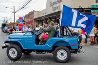 3046 Tom Stewart Car Parade and Show 2014 072014