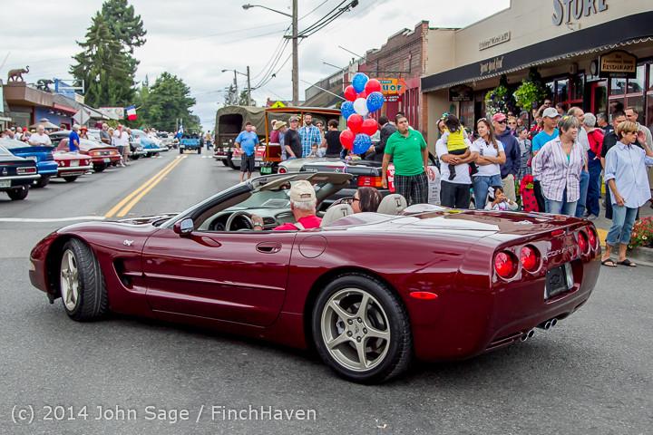 3050 Tom Stewart Car Parade and Show 2014 072014