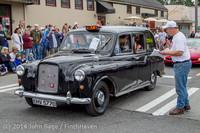 3052 Tom Stewart Car Parade and Show 2014 072014