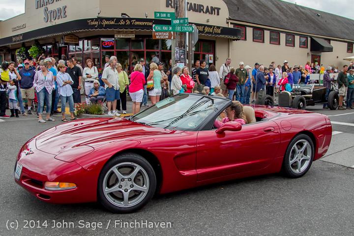 3065 Tom Stewart Car Parade and Show 2014 072014