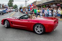 3067 Tom Stewart Car Parade and Show 2014 072014