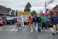 3082 Tom Stewart Car Parade and Show 2014 072014