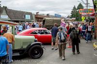3085 Tom Stewart Car Parade and Show 2014 072014