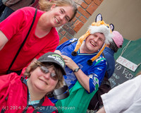 3087 Sunday Walkabout Strawberry Festival 2014 072014