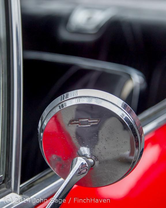 3116 Tom Stewart Car Parade and Show 2014 072014