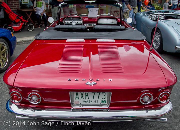 3119 Tom Stewart Car Parade and Show 2014 072014