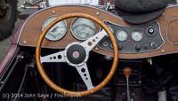3123 Tom Stewart Car Parade and Show 2014 072014